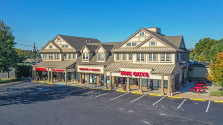 The Shoppes at Woods Tavern - 415 Amwell Road - Hillsborough