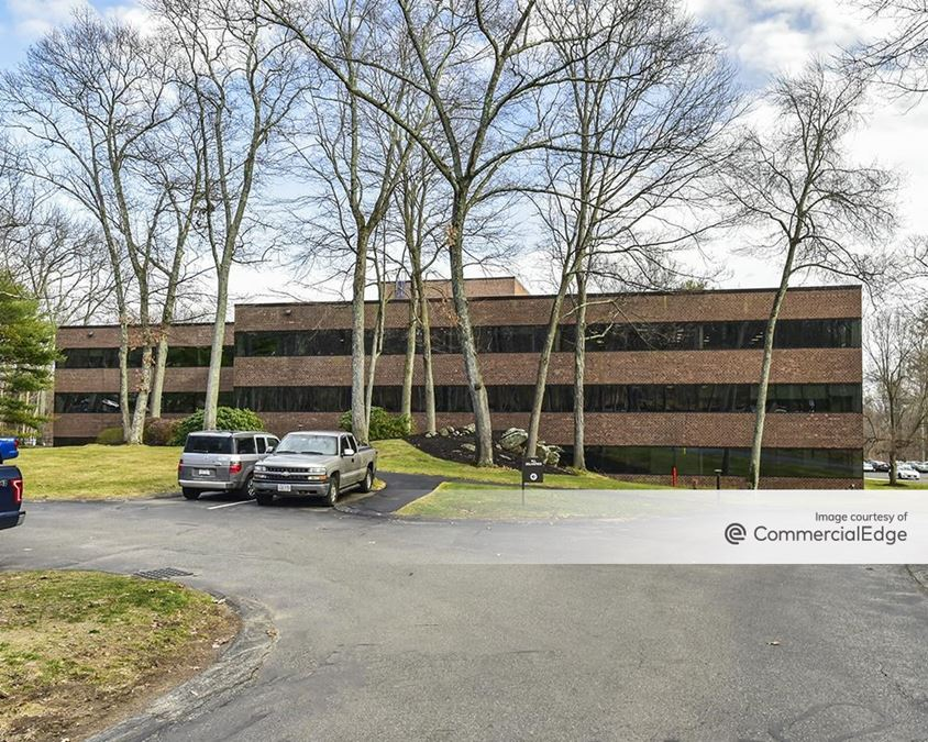 Westborough Office Park - 2000 West Park Drive