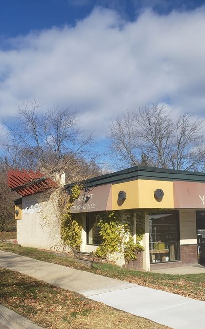 Retail Space for Lease in Ann Arbor