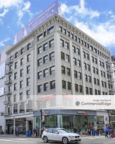 285-295 Geary Street & 246 Powell Street - San Francisco