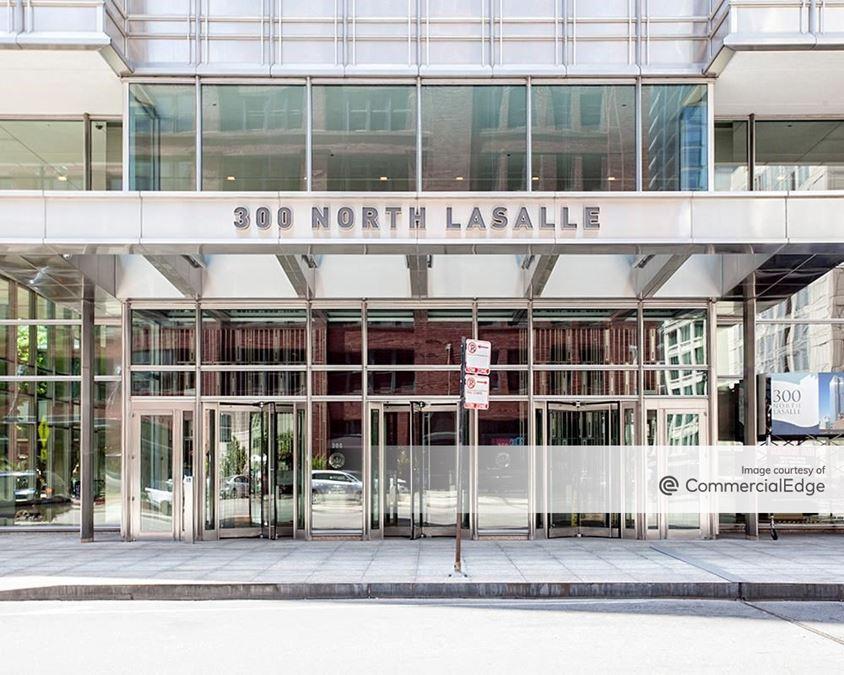 300 North LaSalle Drive