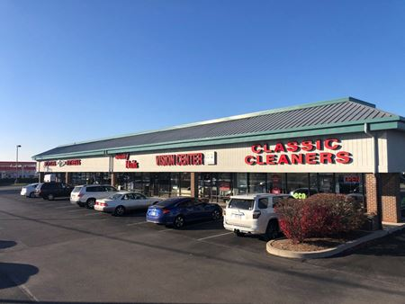 Parkside Retail - Fishers