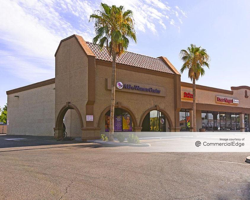 Apache Central Center