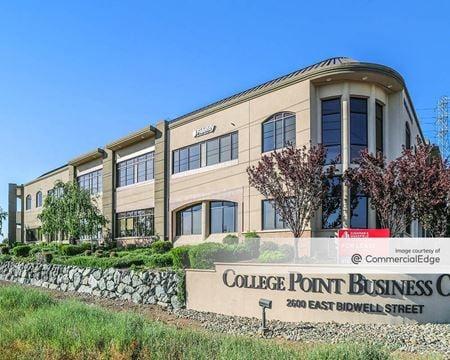 College Business Center - Folsom