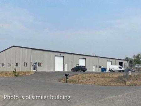 8,000 SF Warehouse Lease Opportunity - Missoula