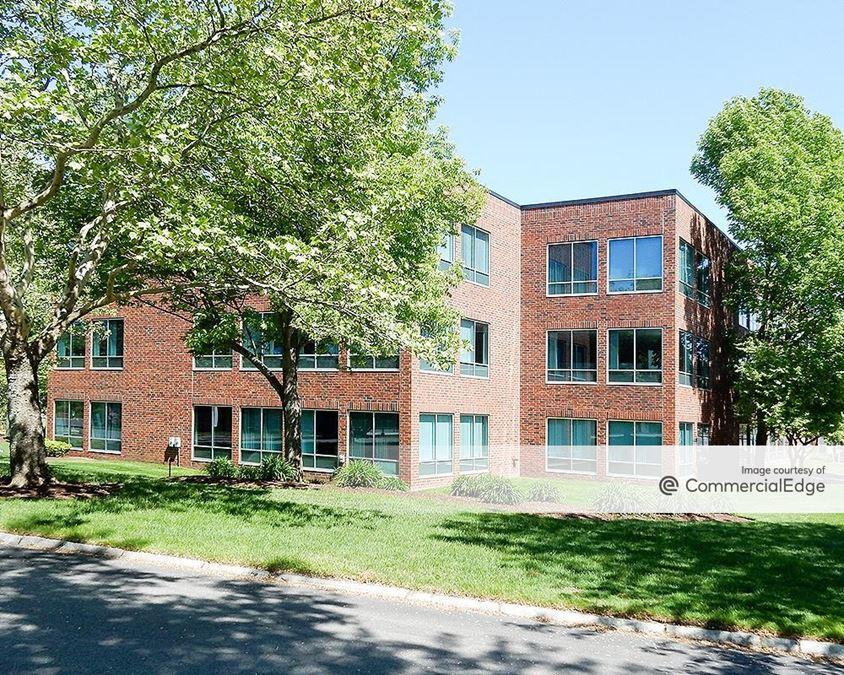 Burlington Woods Office Park