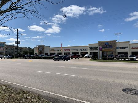 Retail Spaces on Jones Road in Kemp Plaza - Houston