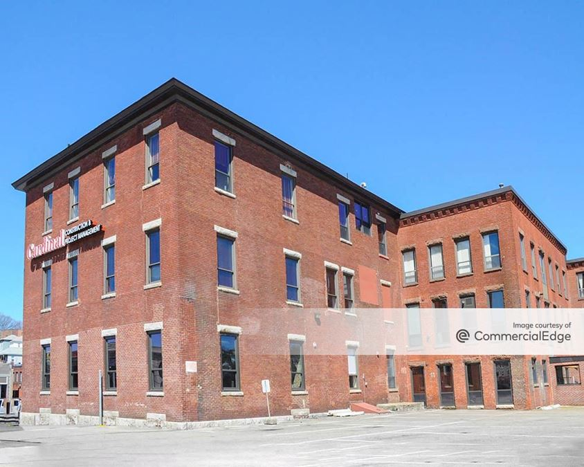 Central Supply Building