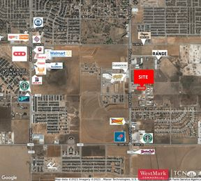 Office Warehouse Build to Suit Opportunity in South Lubbock