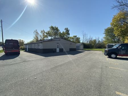 Former Medical Office or Retail/Office Uses - East Amherst