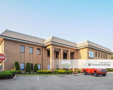 Suffolk Federal Credit Union Medford Headquarters - Medford