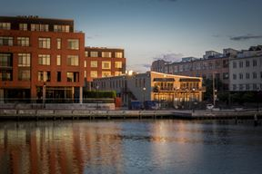 Thames Street Office/Studio - Baltimore