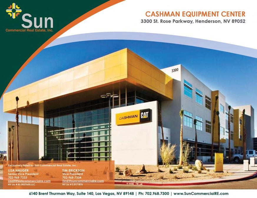 Cashman Equipment Center