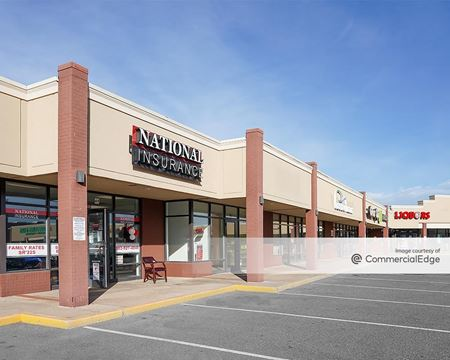 Centennial Shopping Center - Englewood