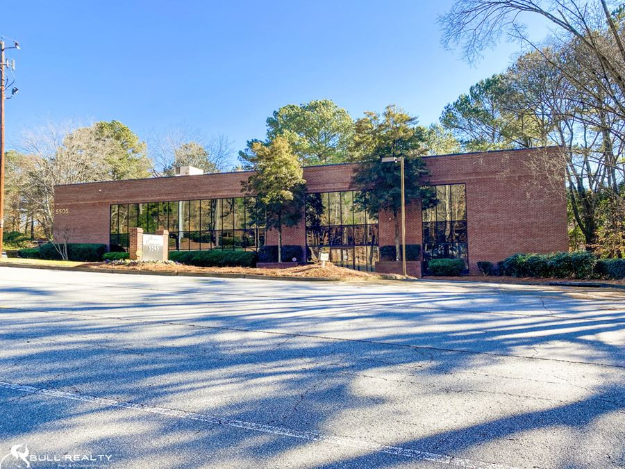 Two-Story Office Building | Prime Location Near I-285 | ± 13,294 SF