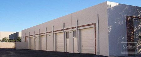 Office-Warehouse for Lease in Scottsdale Airpark - Scottsdale