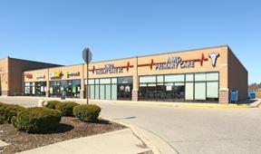 Kroger Anchored Retail Shoppes GL