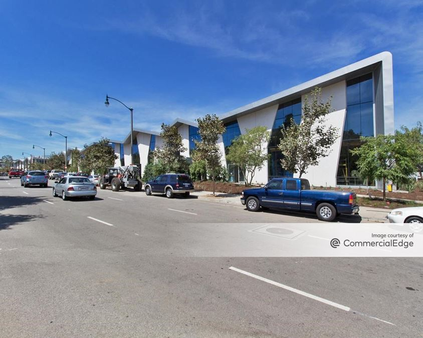 The Collective at Playa Vista - 11975, 11985 & 11995 West Bluff Creek Drive