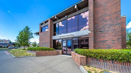 Iconic Brick / Concrete / Glass Building - Tacoma