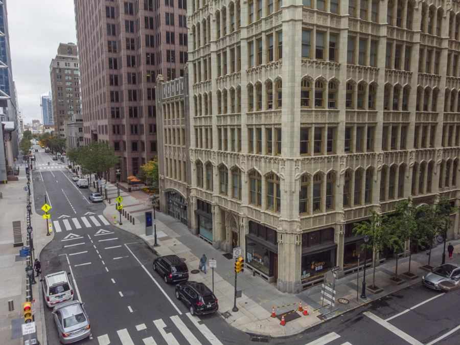 Center City Retail Space for Lease