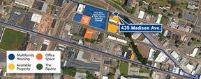 "13,000 SF in ""The Edge District"" Downtown Memphis - Memphis"