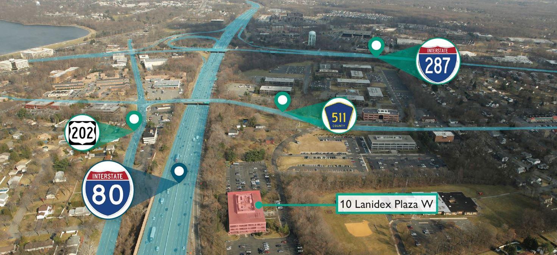 10 Lanidex Plaza West