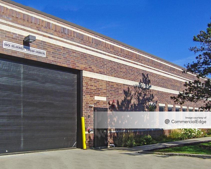 Corporate Commerce Center of Burr Ridge