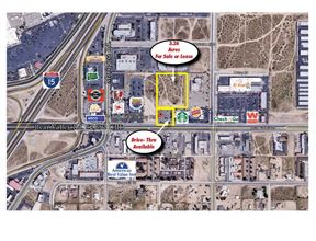 14812 Bear Valley Rd.  - Victorville