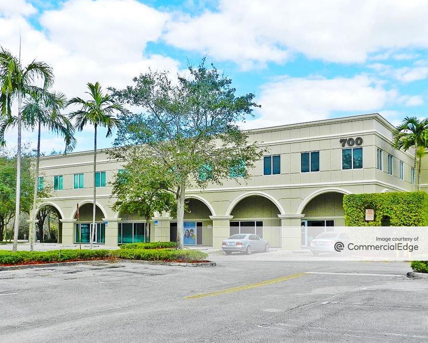 Pembroke Pines Professional Plaza