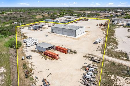 10-ton Crane Served Shop w/ Wash-Bay - Pleasanton