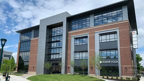 The Ellipse – New Office Space in Fishers