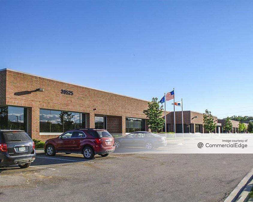 Haggerty Corridor Corporate Park - 39525 MacKenzie Drive