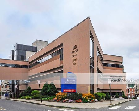 St. Mary's Hospital - Medical Office Building - Waterbury