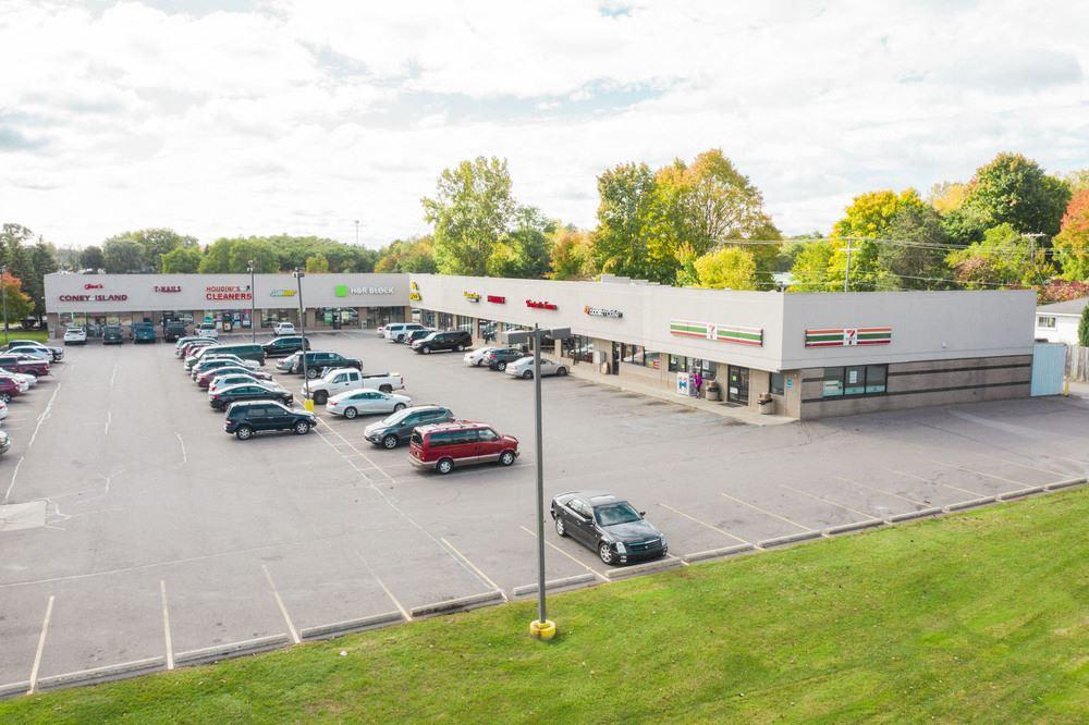 Belleville Center