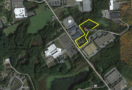 Retail / Industrial Site Available - Westborough