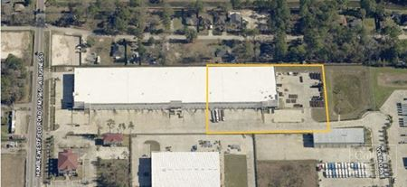 For Sublease | ±56,404 SF Industrial Space Available - Humble