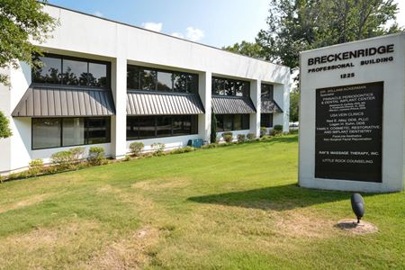 Breckenridge Professional Building - Little Rock