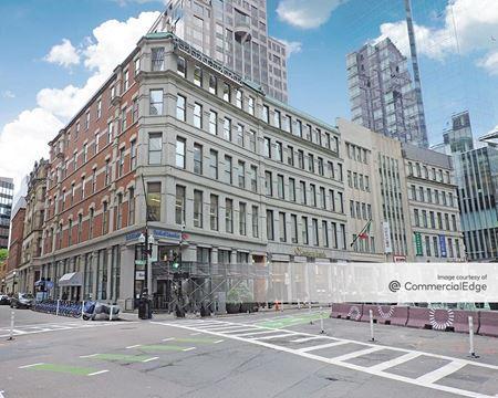 51-63 Franklin Street - Boston