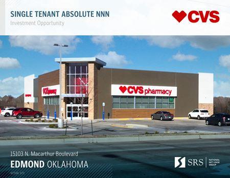 Oklahoma City, OK - CVS ZCF - Oklahoma City