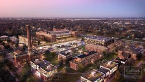 For Lease > Colliers Detroit Exclusive Creative Commerce Campus C3D Now Ready to Lease Up To 2.2 Million Square Feet