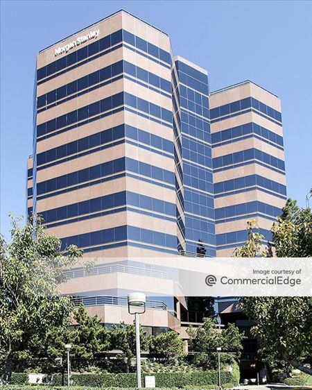 The Plaza - Smith Barney Tower - San Diego