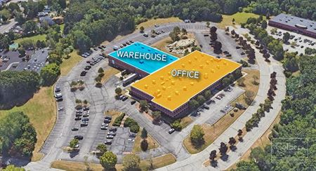 Full Building For Sale or Lease: Office/Warehouse/Flex - Braintree