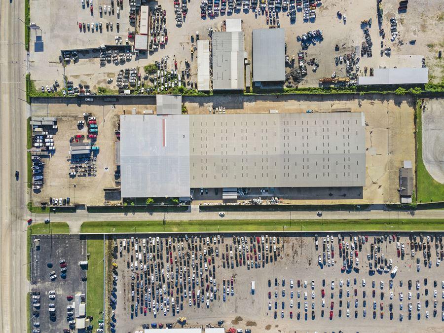 W Mt Houston Business Park