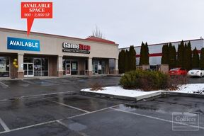 Retail Space Available | Shops on Overland Boise, ID
