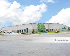 Platte Valley Industrial Center Building 8