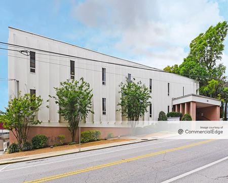 401 & 411 North Baylen Street - Pensacola