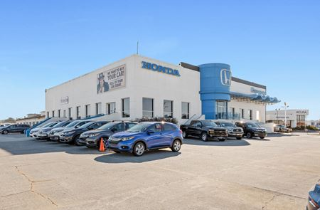 Car Dealership Location For Sale - Chattanooga