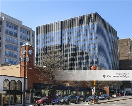 Barlow Building - Chevy Chase