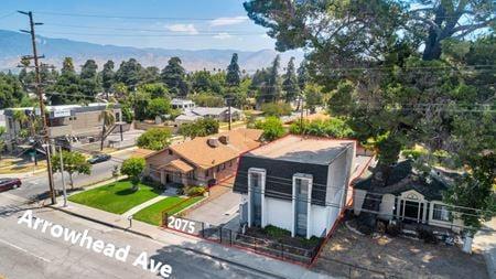 2075 N ARROWHEAD AVE - San Bernardino