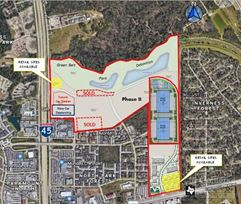 For Sale | Retail Tracts in Cypress Preserve Park - Houston